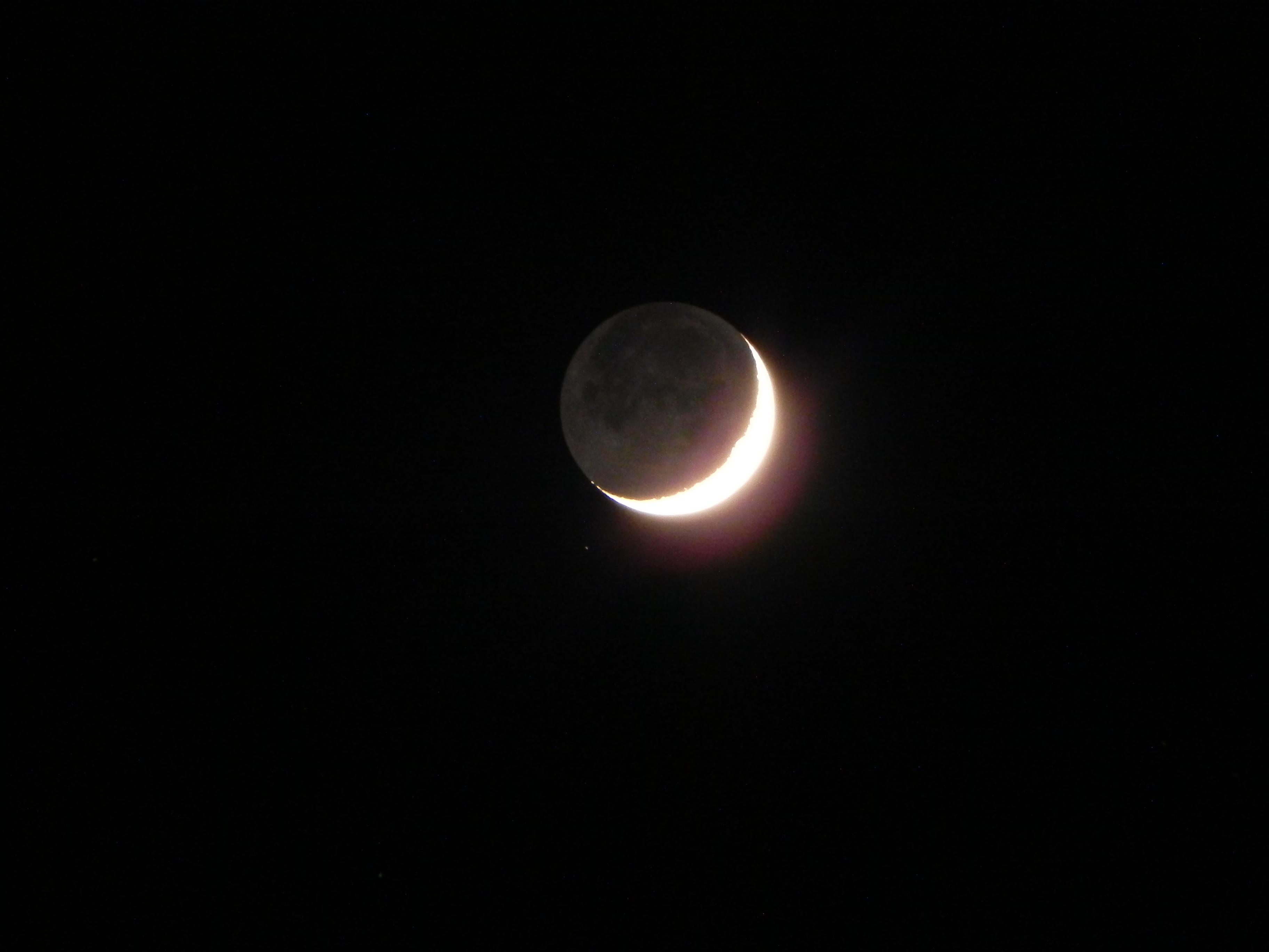 Aschgraues Mondlicht