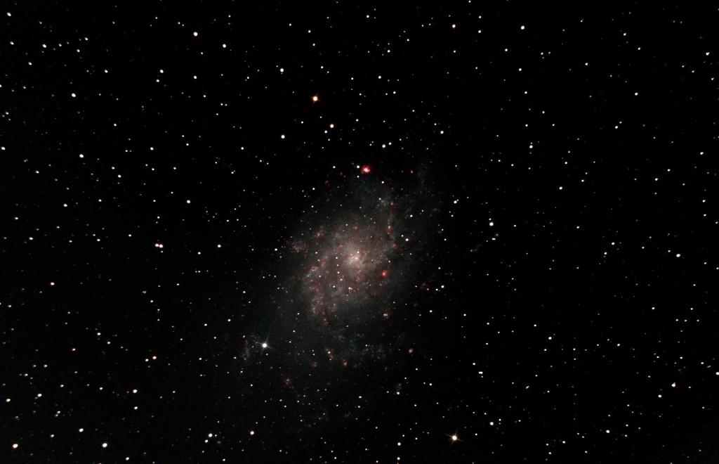 Messier 33, Dreiecksgalaxie