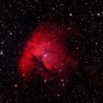 NGC 281 (Pacman-Nebel)