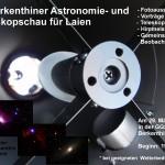 Astronomie- und Teleskopschau in Berkenthin