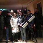 Gruppenfoto Astrokurs