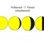 Vollmond - 3.Viertel