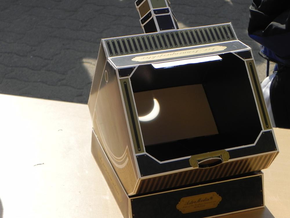Solarprojektor