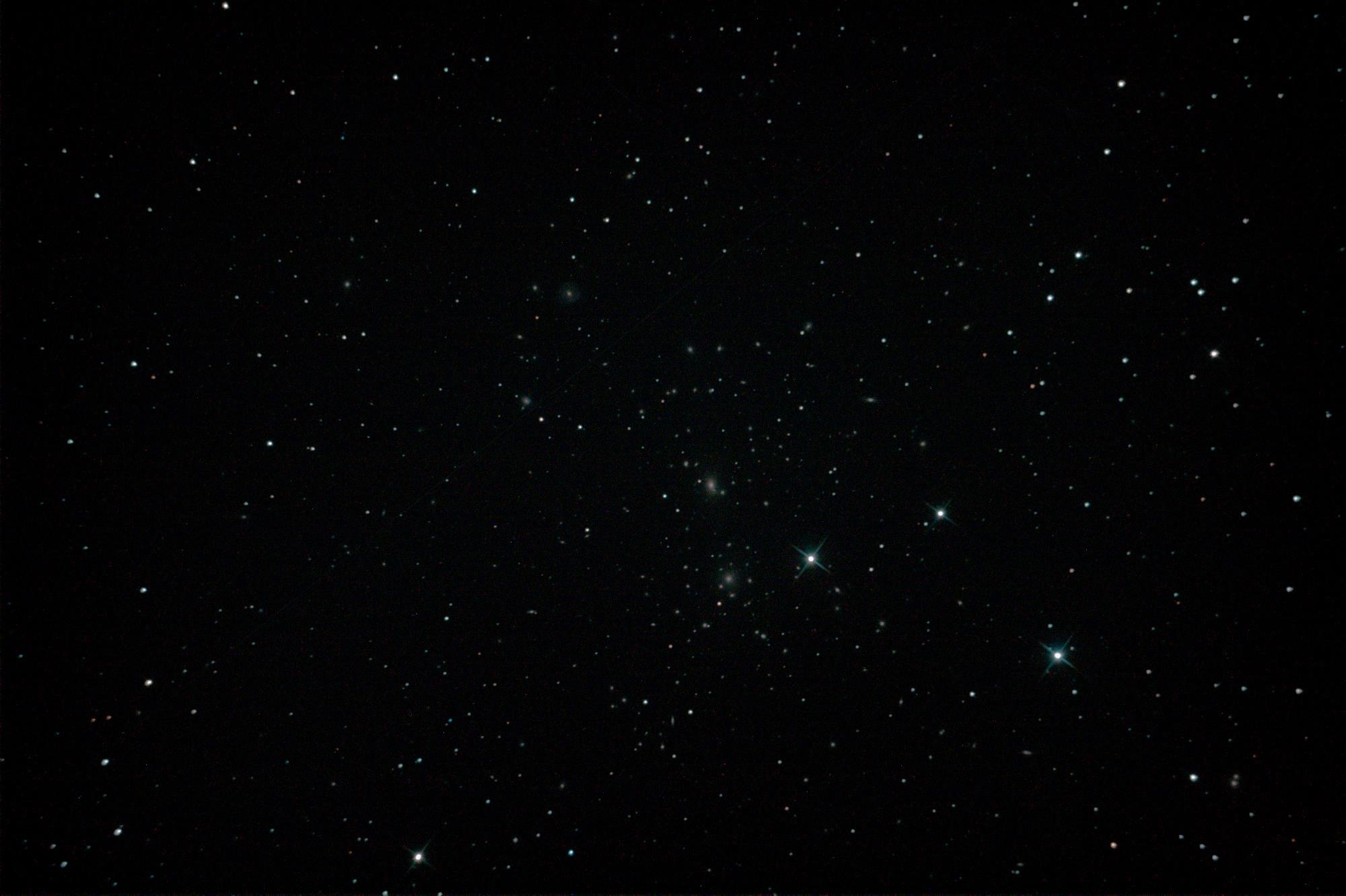 NGC4889 / Comahaufen