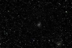 NGC 6946 und NGC 6939