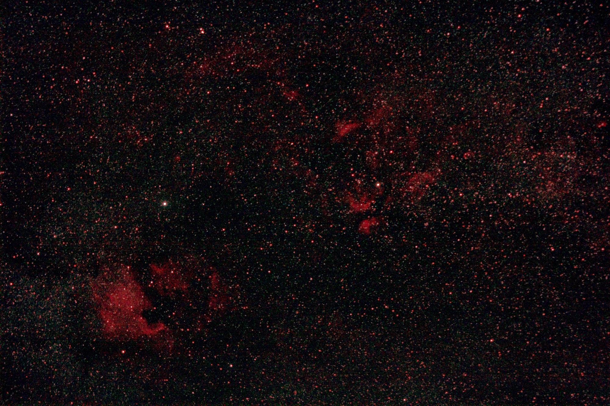 Sternbild Schwan