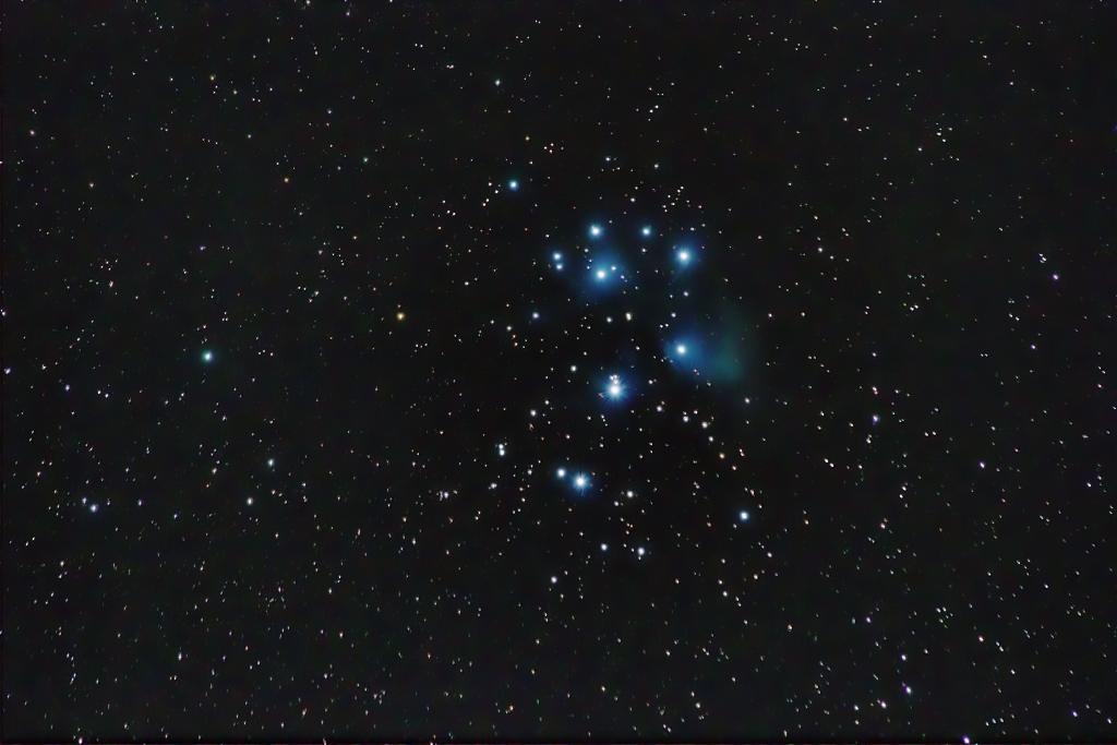 Plejaden (M45)