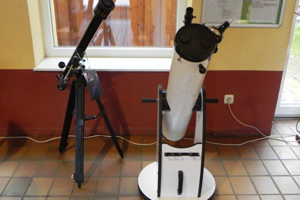 Teleskope für Einsteiger
