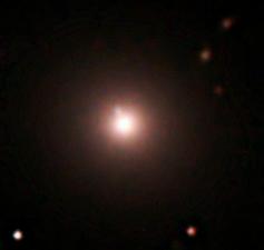 Kern von M87
