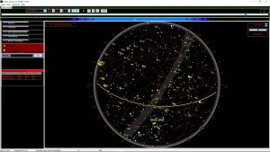 Sternenhimmel im Januar 2018 - Albireo V.0.9.6