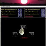 Albireo 0.9.6: Sonne und Mond