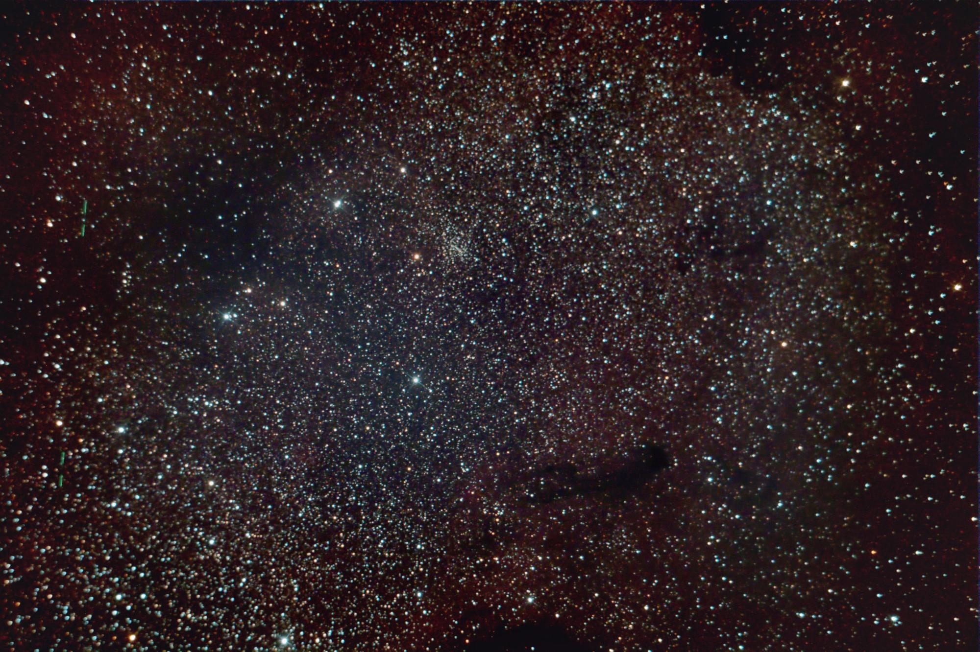 Messier 24 - Kleine Sagittariuswolke