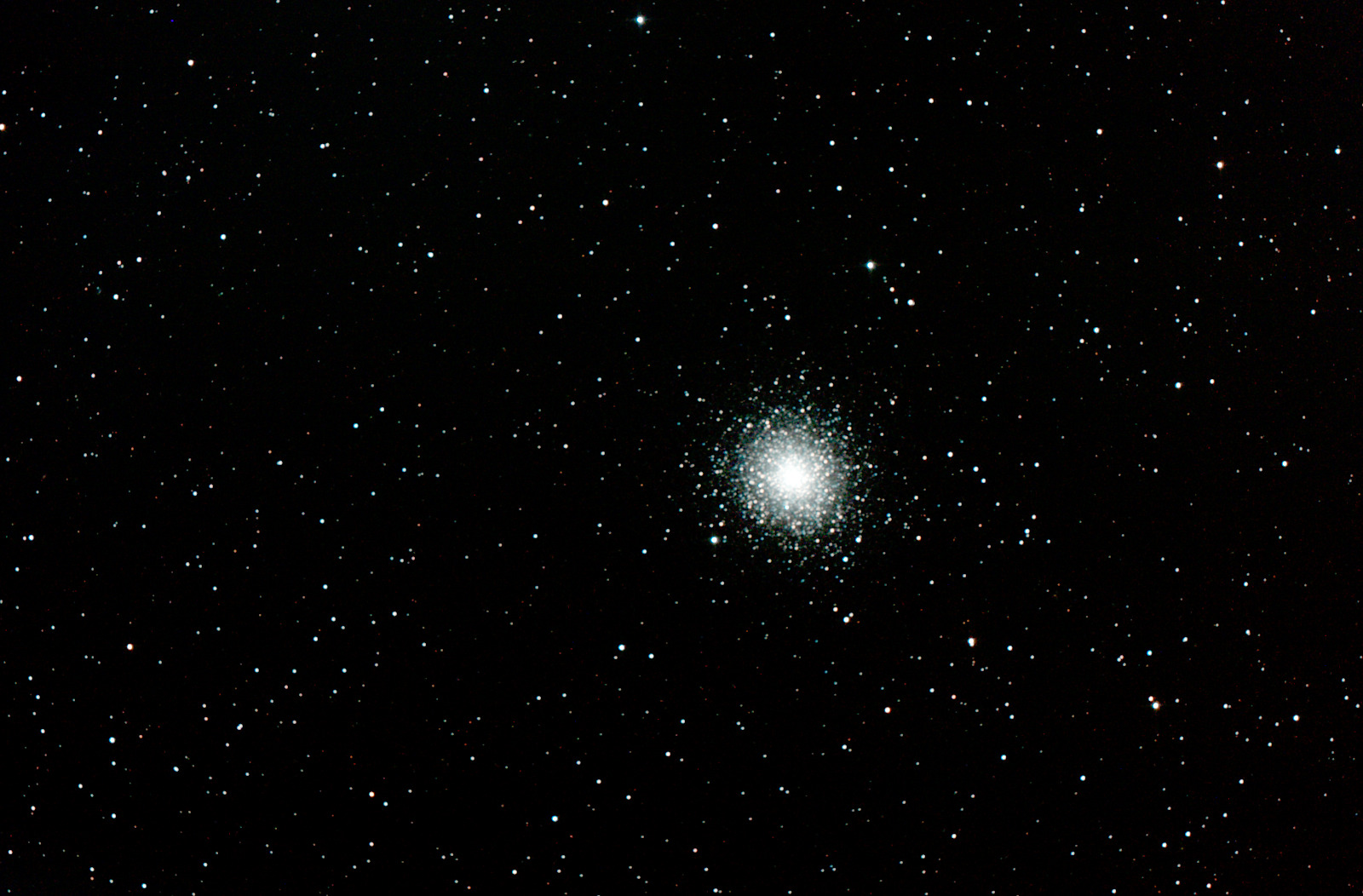Kugelsternhaufen Messier 2