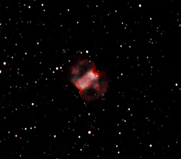 Messier 76 - Kleiner Hantelnebel