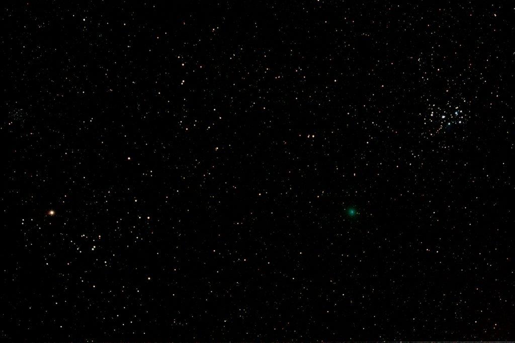 Komet 46P/Wirtanen