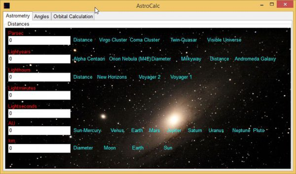 AstroCalc