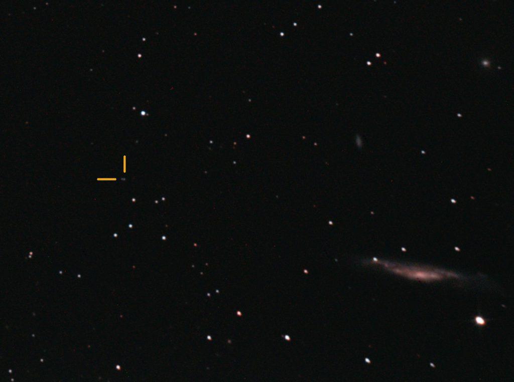 Twin-Quasar im Großen Bären