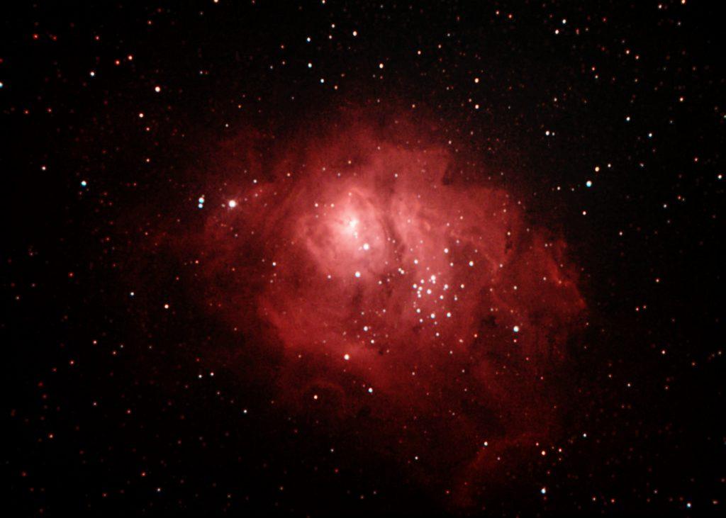 Lagunennebel Messier 8