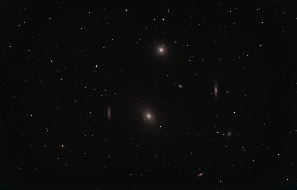 Virgo-Galaxienhaufen