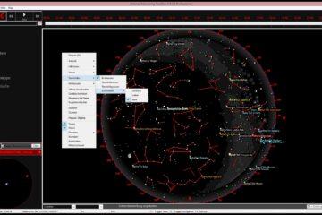 Screenschot Albireo 1.3.3